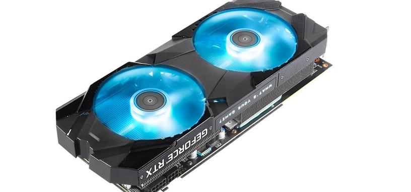 KFA2 anuncia las GeForce RTX 2070 EX y EX OC