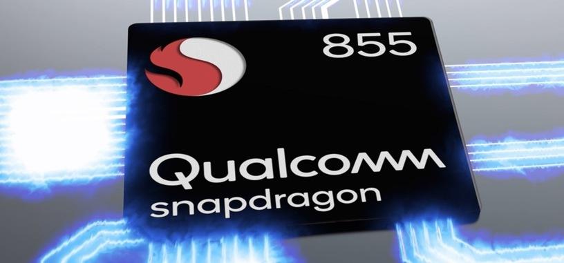 Qualcomm muestra la reducción de consumo del Snapdragon 855