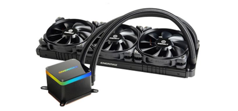 Enermax presenta la refrigeración líquida LIQTECH II para disipar 500+ W de TDP