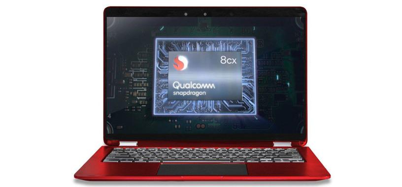 Qualcomm presenta el Snapdragon 8cx, potencia y bajo consumo en portátiles