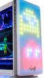 In Win presenta la caja 307, con panel frontal RGB totalmente personalizable