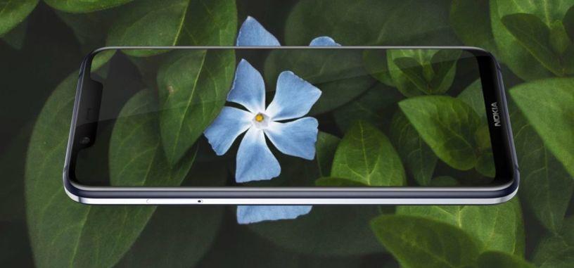 Presentan el Nokia 8.1, pantalla de 6.18'', cámara frontal de 20 Mpx, Snapdragon 710