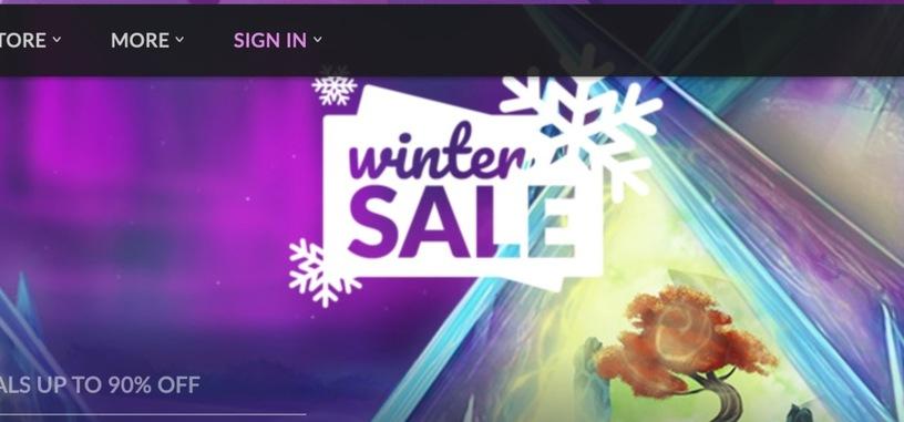 GOG inicia sus rebajas de invierno, y duran hasta el 3 de enero