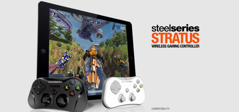 SteelSeries presenta Stratus, un nuevo mando inalámbrico para iOS 7
