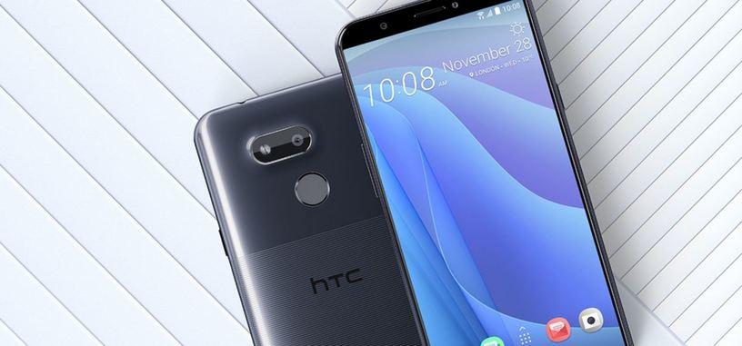 HTC continúa su mala racha y tuvo un 62 % menos de ingresos en 2018