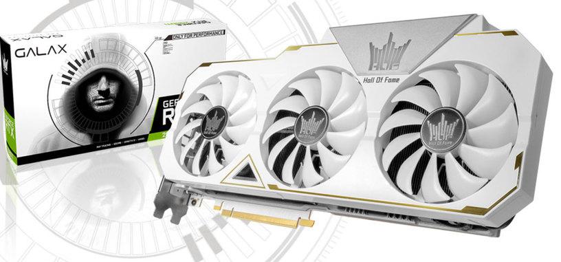 KFA2 presenta el modelo GeForce RTX 2080 Ti Hall of Fame