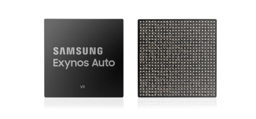 Samsung presenta el Exynos Auto V9, procesador para sistemas de coches
