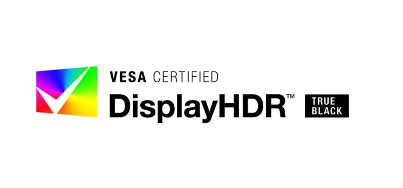 VESA anuncia el estándar DisplayHDR True Black para pantallas OLED