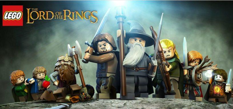 Warner retira los juegos de LEGO basados en la obra de Tolkien de las tiendas digitales