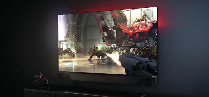 HP presenta Omen X Emperium 65, monitor G-SYNC HDR con barra de sonido integrada