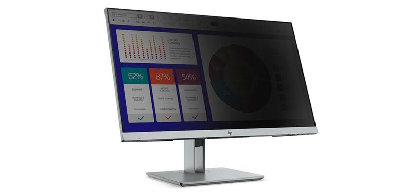 HP presenta el EliteDisplay E243p con pantalla proprivacidad Sure View