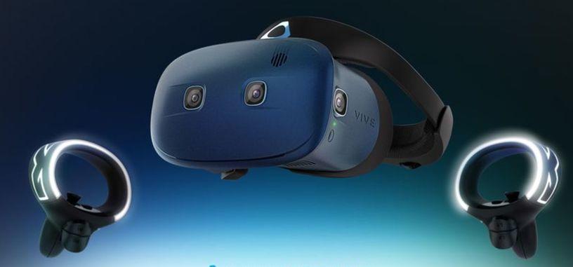 HTC anuncia las gafas de realidad virtual Vive Pro Eye y Vive Cosmos