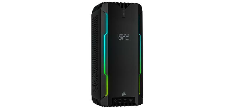 Corsair renueva los One y One Pro, mini-PC con las GeForce RTX, y hasta un Core i9-9920X