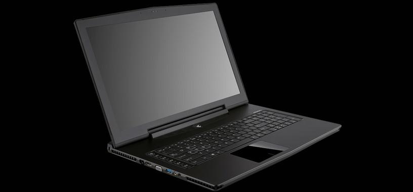 Gigabyte presenta Aorus X7, un portátil para 'gamers' fabricado en aluminio con doble GPU