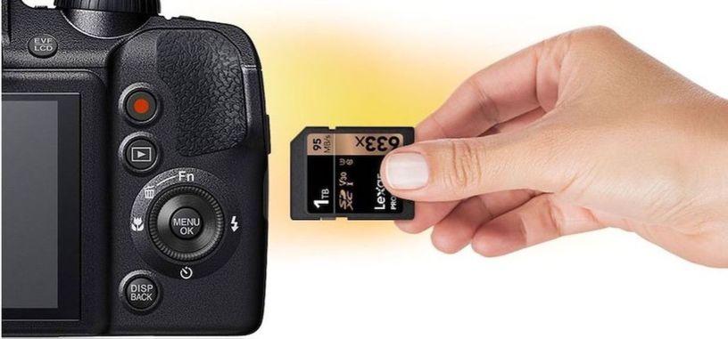Ya se puede comprar la primera tarjeta SD de 1 TB, y no será barata