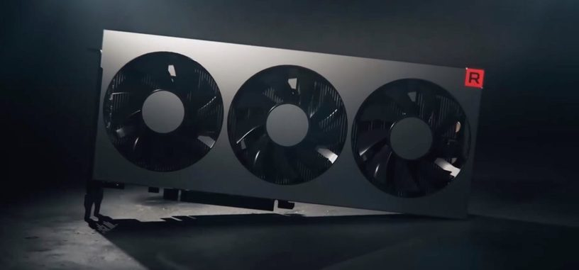 La Radeon VII solo llegaría en forma del modelo de referencia de AMD