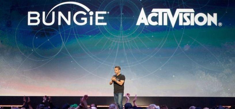 Bungie se separa de Activision llevándose los derechos de 'Destiny' con ella