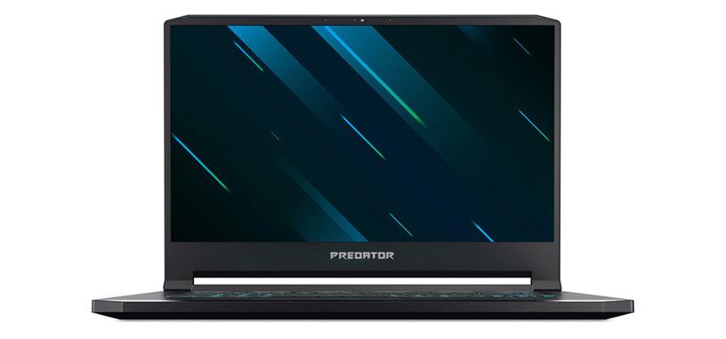 ACER actualiza el Predator Triton 500 con pantalla de 300 Hz