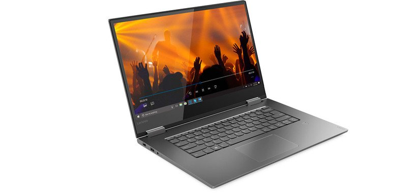 Lenovo le pone una pantalla OLED al convertible Yoga C730