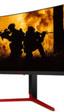 AOC presenta los monitores AG273QCG y AG273QCX, 144+ Hz con G-SYNC y FreeSync 2 HDR