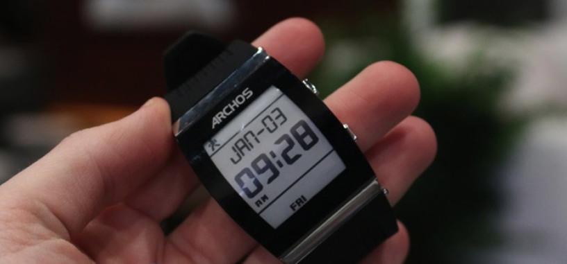 Archos prepara tres relojes inteligentes de bajo coste para el verano