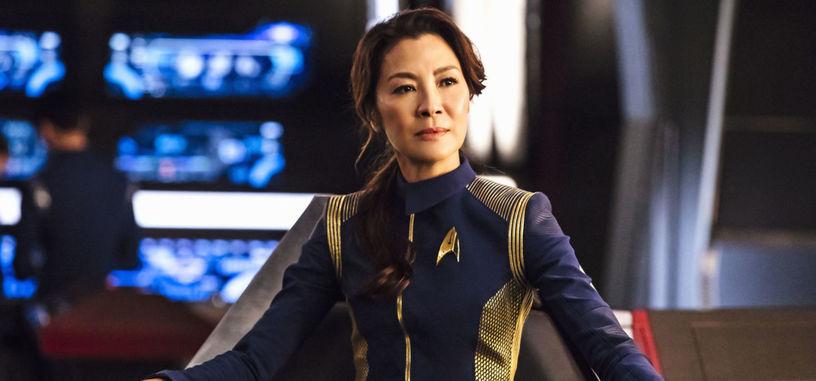 Michelle Yeoh protagonizará una nueva serie de 'Star Trek' para CBS All Access