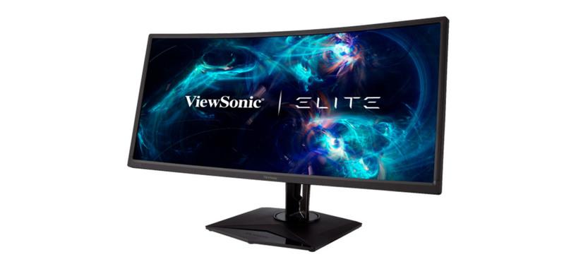 Viewsonic presenta el monitor panorámico XG350R-C, 35'' MVA curvo de 3440×1440 y 100 Hz