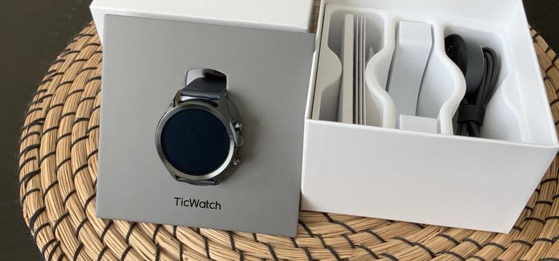 Análisis: TicWatch C2 de Mobvoi