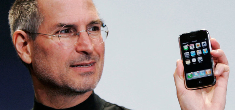 Hoy hace siete años que Steve Jobs presentó el iPhone