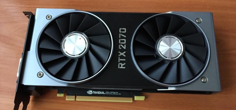 Análisis: GeForce RTX 2070 Founders Edition de Nvidia