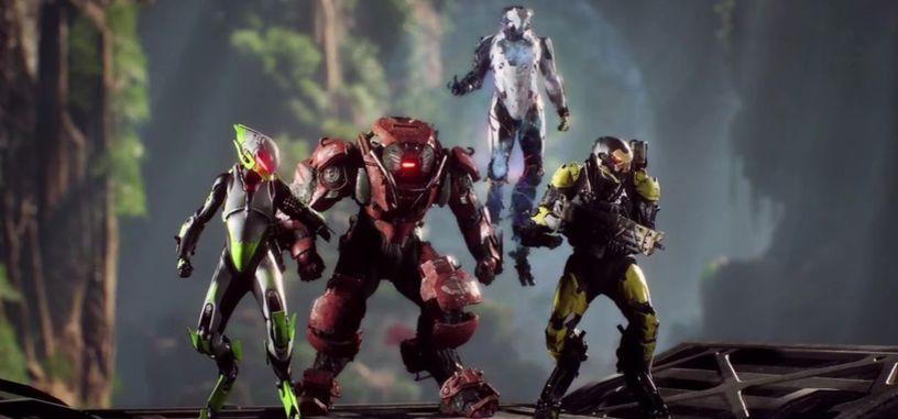 Electronic Arts cancela la remodelación de 'Anthem', abocando el juego al olvido