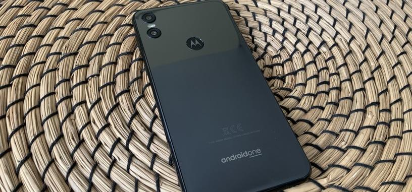 Análisis: Motorola One, un móvil prémium con Android One