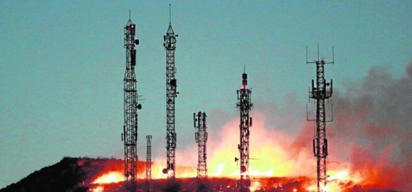 Las antenas de comunicaciones no te fríen el cerebro ni parecen causar ningún tipo de daños