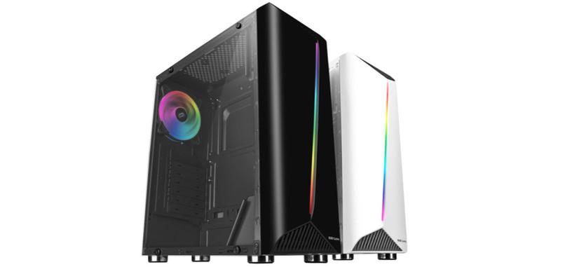 Mars Gaming anuncia la caja MCX, económica con iluminación RGB