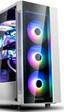 DeepCool presenta la Matrexx 55 ADD-RGB WH