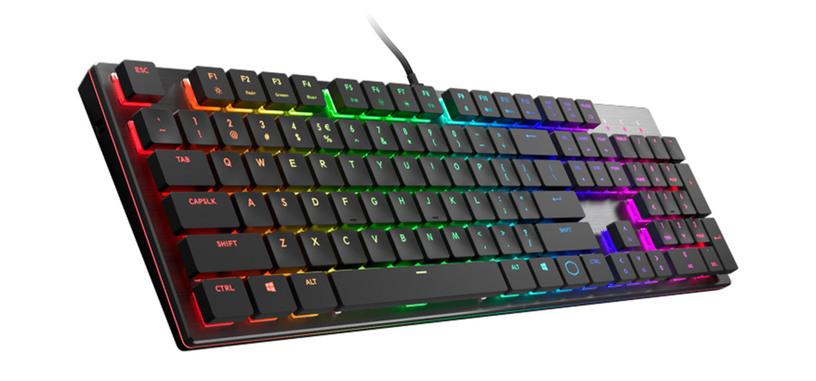 Cooler Master presenta los teclados de perfil bajo SK630 y SK650