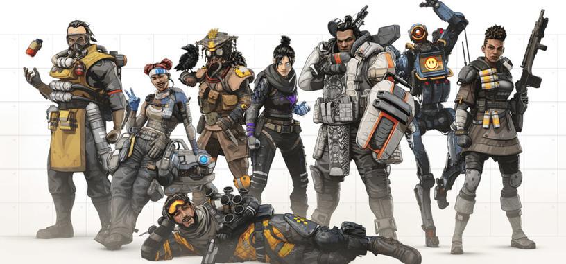 El estudio de 'Titanfall' lanza por sorpresa un nuevo «battle royale» gratuito, 'Apex Legends'