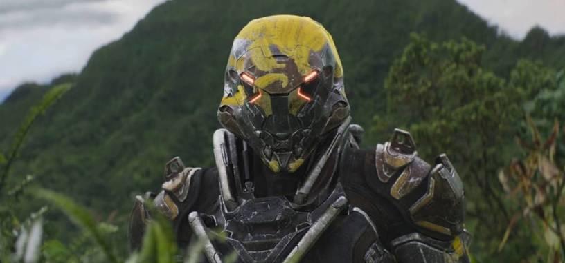 Neill Blomkamp crea un tráiler de imagen real de 'Anthem'