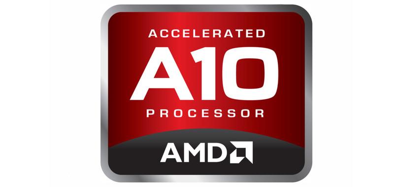 AMD pone a la venta su nueva APU A10-7800