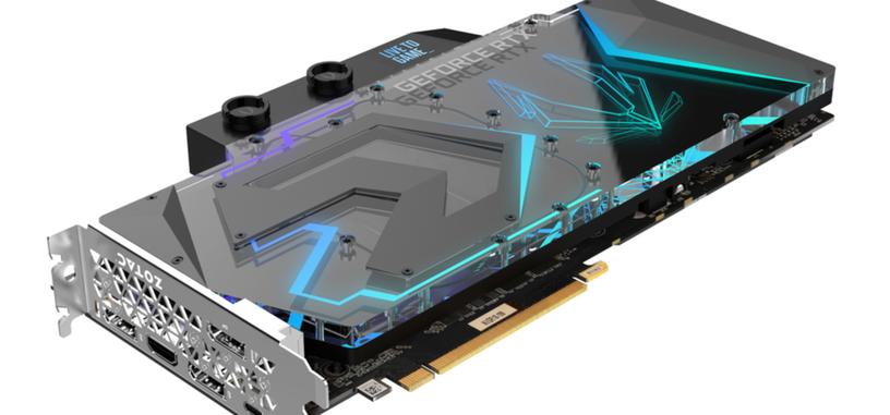 Zotac anuncia la GeForce RTX 2080 Ti ArcticStorm, lista para refrigeración líquida
