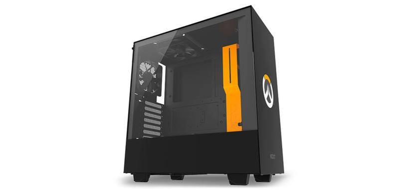 NZXT presenta la caja H500 edición especial 'Overwatch'