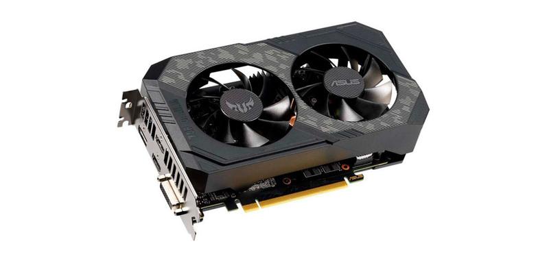 ASUS anuncia 9 modelos personalizados de la GeForce GTX 1660 Ti