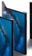 Huawei anuncia el Mate X, móvil 5G de pantalla plegable por 2299 euros [act.]