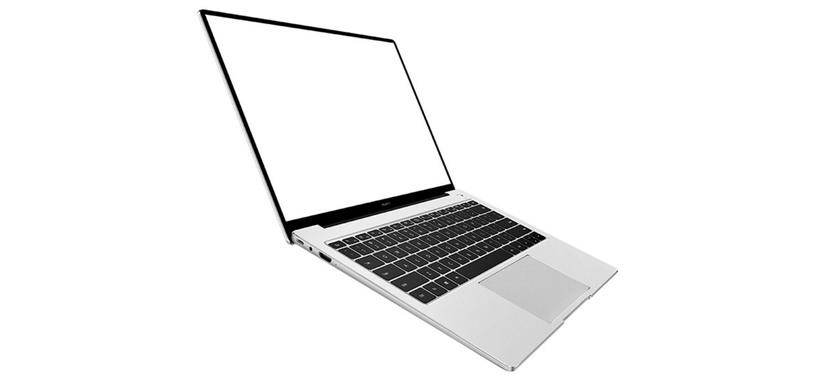Huawei anuncia el MateBook 14, con hasta un Core i7 y una GeForce MX250