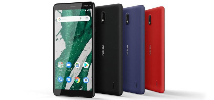 HMD Global presenta los Nokia 1 Plus, Nokia 3.2 y Nokia 4.2