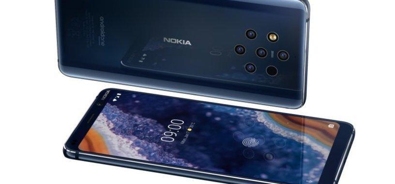 HMD Global anuncia el Nokia 9 PureView con cinco cámaras traseras