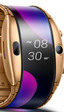 Nubia tiene en el Alpha un reloj-teléfono con pantalla flexible que se lleva como un brazalete