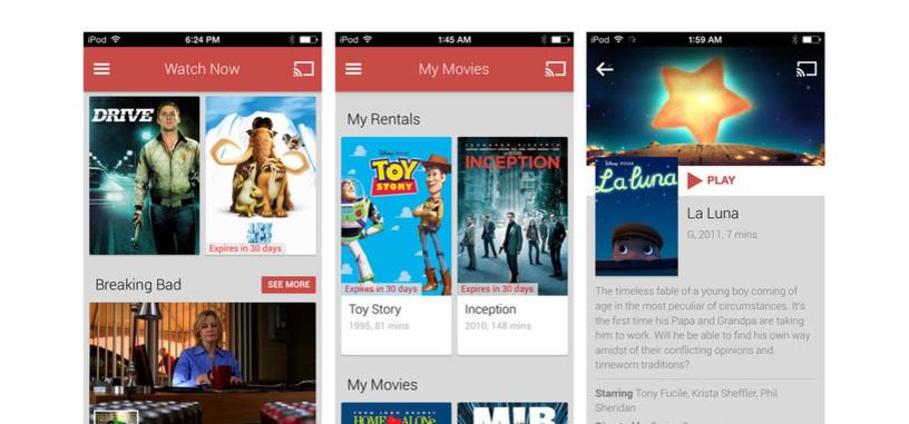 Google Play Movies ya está disponible en nuevos países de Hispanoamérica