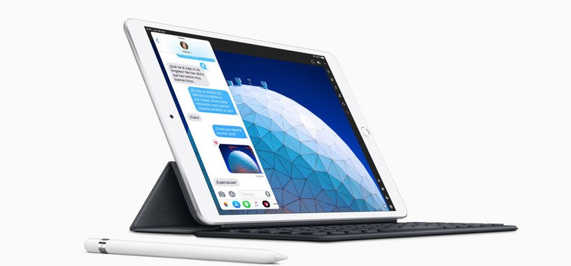 Apple presenta nuevos iPad Air de 10.5 pulgadas e iPad mini