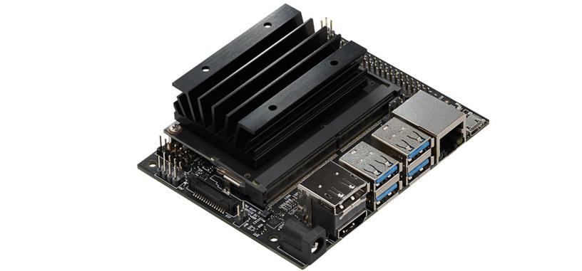 La pequeña minicomputadora Jetson Nano de 99 $ de Nvidia está orientada a inteligencia artificial